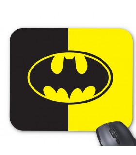 batman printed mouse pad